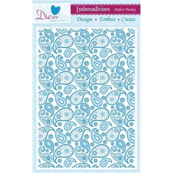 Embossalicious A4 Embossing Folders