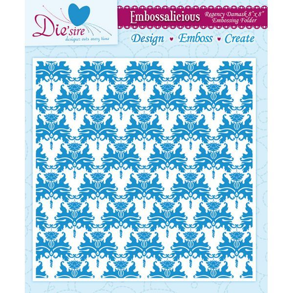 Embossalicious 8x8 Folder 3 for £20