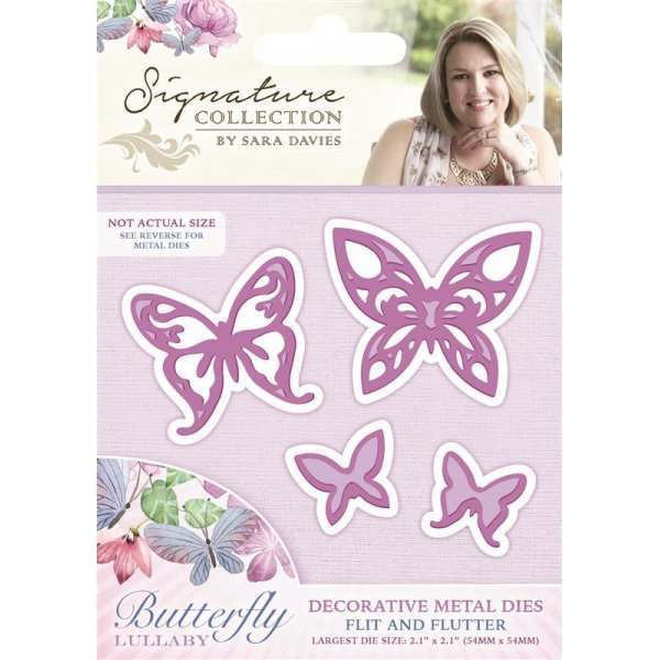 Butterfly Lullaby Dies