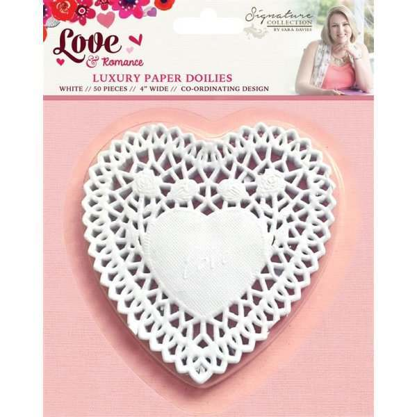 Love and Romance - Papercrafting Elements