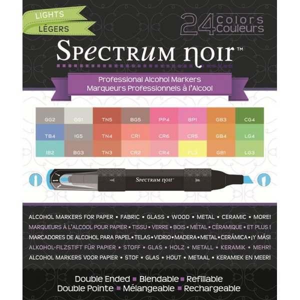 Spectrum Noir 24 Pen Sets