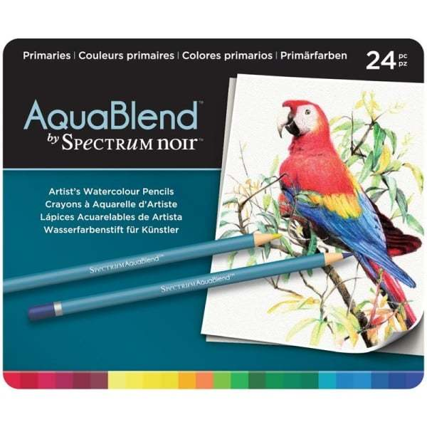 Spectrum Noir AquaBlend Pencils