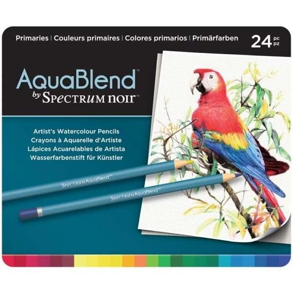 Spectrum Noir AquaBlend Pencils