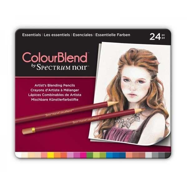 Spectrum Noir ColourBlend Pencils