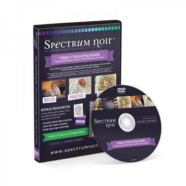 Spectrum Noir DVDs And CDs