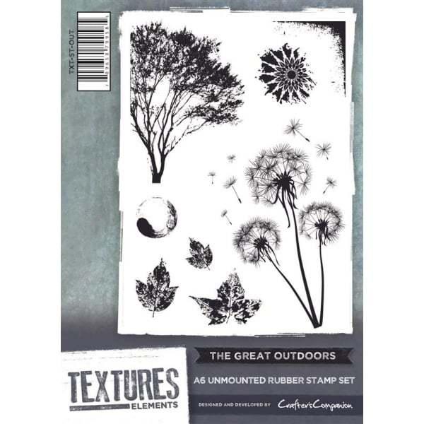 Textures Elements Stamps
