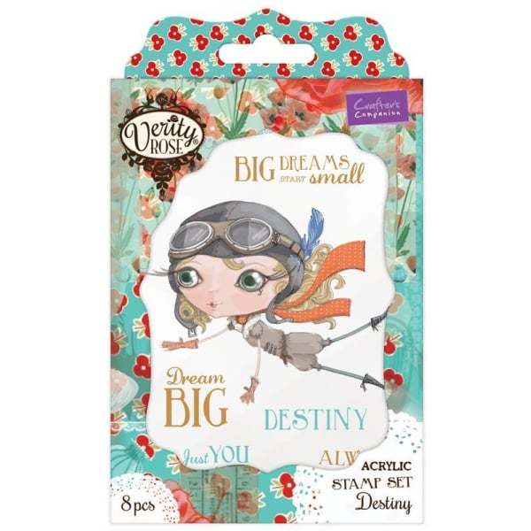 Verity Rose - All Character Stamps