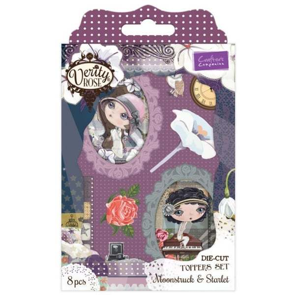 Verity Rose Papercrafting Elements