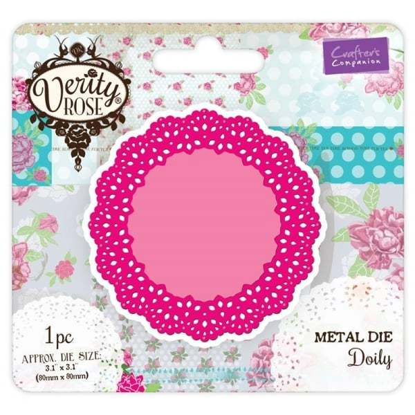 Verity Rose Frame and Border Dies