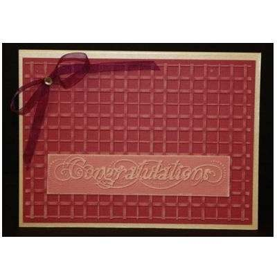 Darice Embossing Folders 2