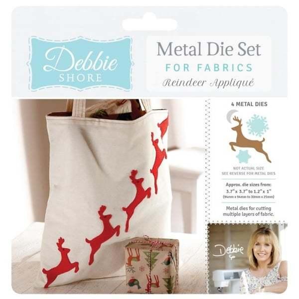 Debbie Shore Fabric Dies