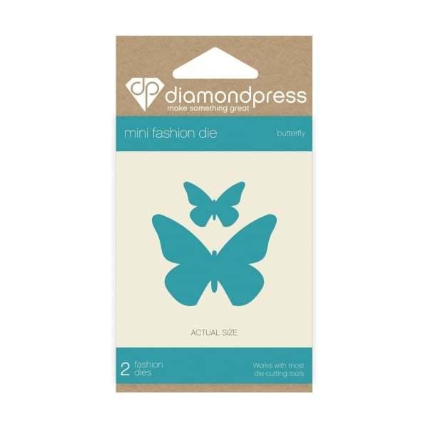 Diamond Press Dies