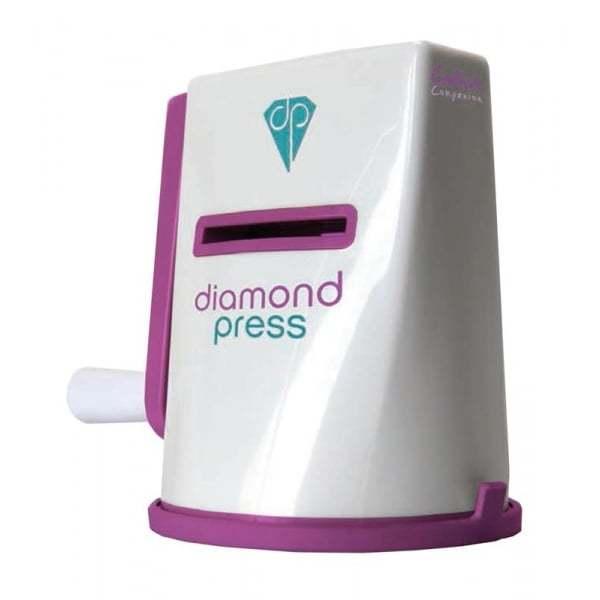 Diamond Press Machine and Bumper Packs of Dies and Folders