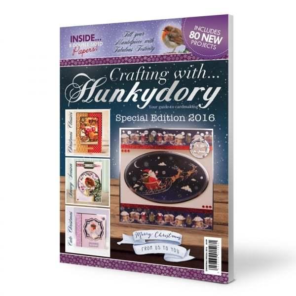 Crafting With Hunkydory