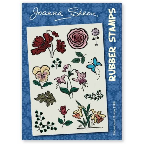 Joanna Sheen Stamps