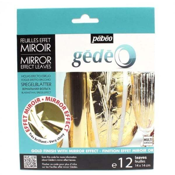 Pebeo Foil and Relief Products
