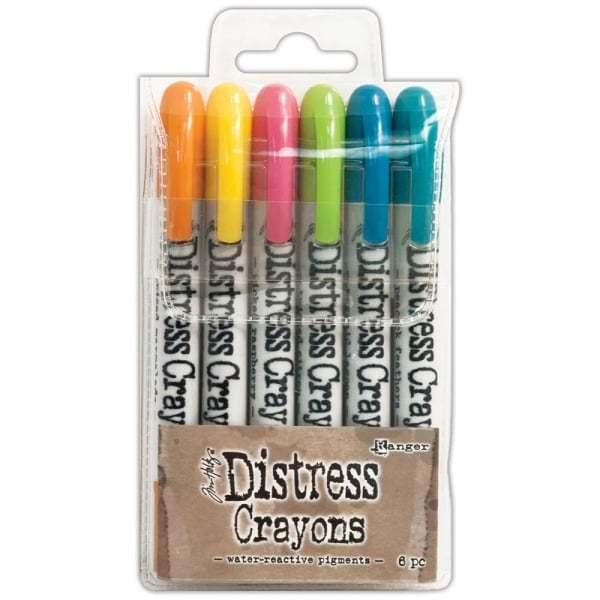 Tim Holtz Distress Crayons