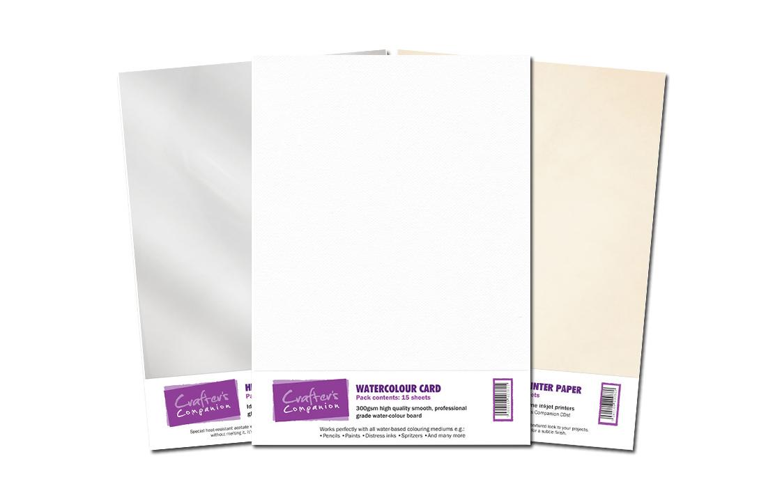 Essential Paper & Card
