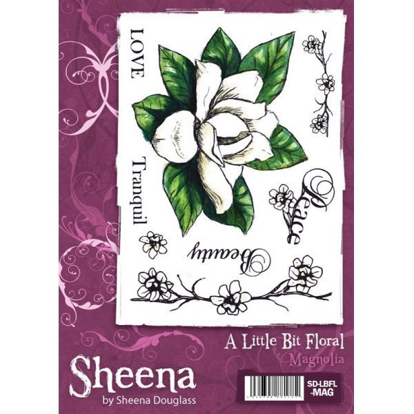 Sheena Douglass A Little Bit Floral