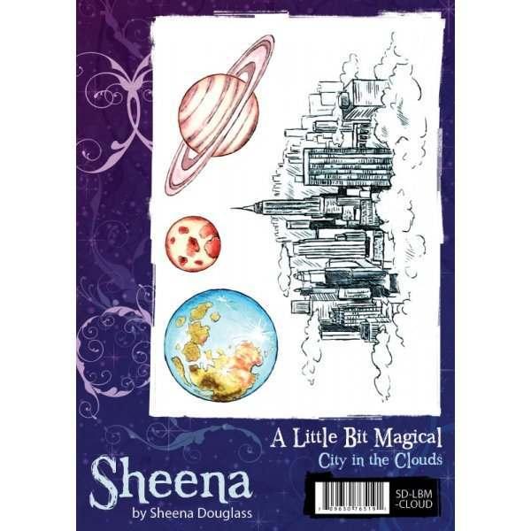 Sheena Douglass A Little Bit Magical