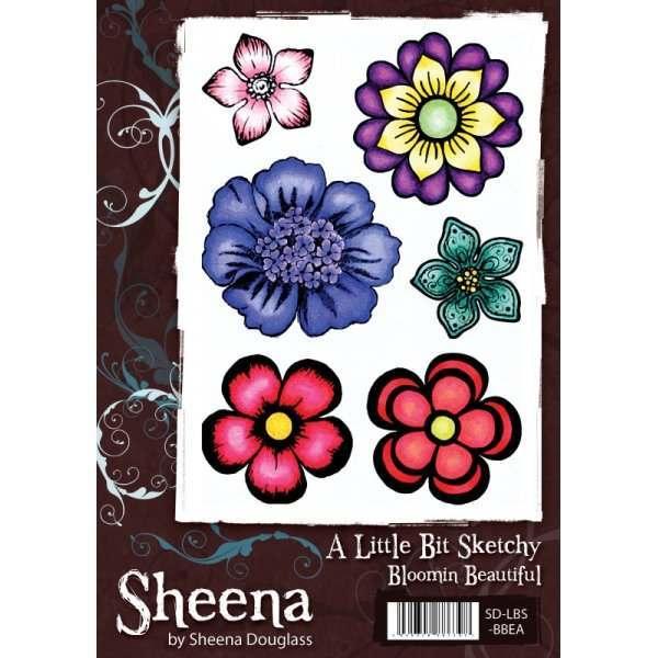 Sheena Douglass A Little Bit Sketchy A5