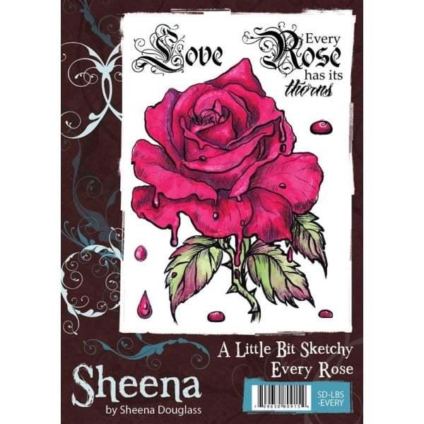 Sheena Douglass A Little Bit Sketchy A6