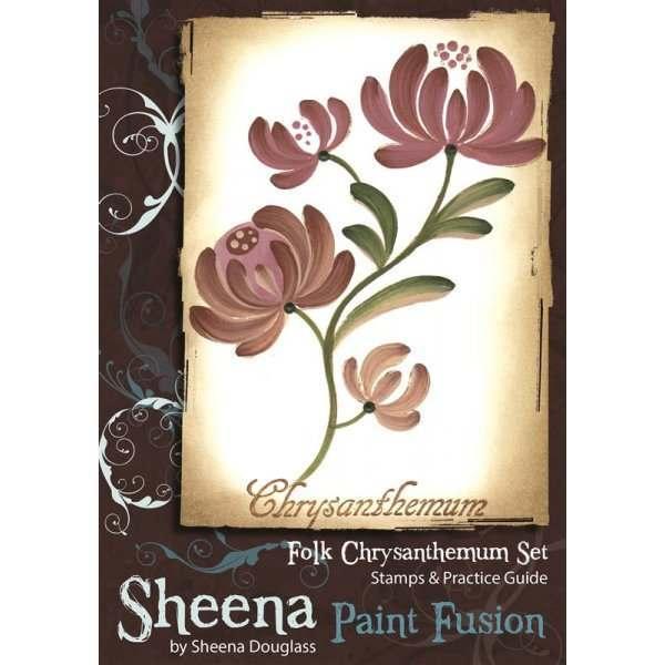 Sheena Douglass Paint Fusion