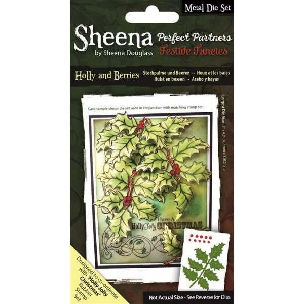 Sheena Douglass Festive Fancies Dies