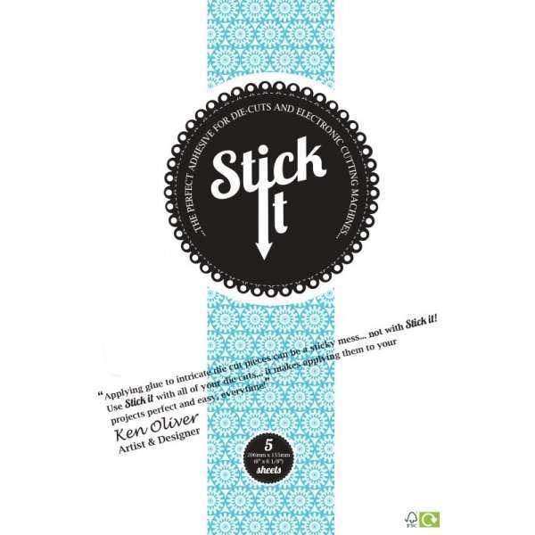 Stick It - Die-Cut Adhesive
