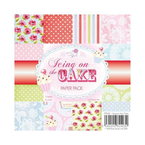 Wild Rose Studio Paper Packs