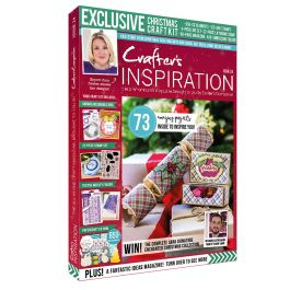 CRAFTERS INSPIRATION ISSUE 16 AUTUMN CRAFTING RESOURCE CD FROM SARA DAVIES