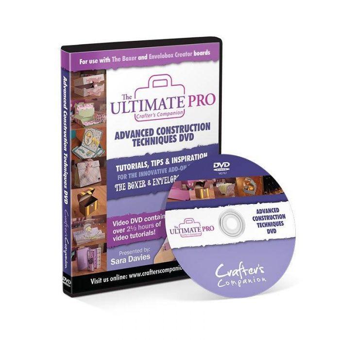 Crafter's Companion Ultimate Advanced Construction Techniques DVD
