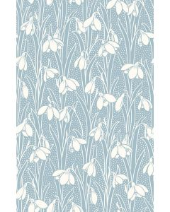 Liberty Hesketh House Snowdrop - Pale Blue