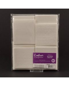 Crafter's Companion Small 3D Foam Pad Kit – 20 Sheets
