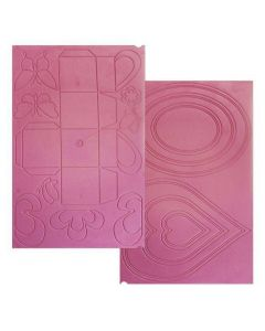 Crafter's Companion Ultimate Pro Embossing Board - Ulti-Boxes