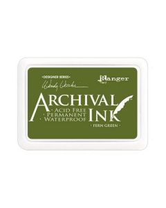 Wendy Vecchi Designer Series Archival Ink Pad - Fern Green