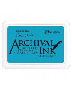 Wendy Vecchi Designer Series Archival Ink Pad - Forget Me Not