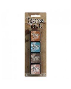 Tim Holtz Distress Ink Pads - Mini Kit 6