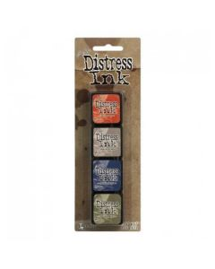 Tim Holtz Distress Ink Pads - Mini Kit 5