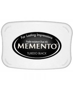 Tsukineko Tuxedo Black Memento Ink Pad