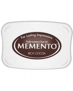 Tsukineko Rich Cocoa Memento Ink Pad