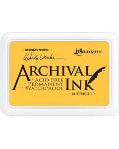Wendy Vecchi Designer Series Archival Ink Pad - Buttercup