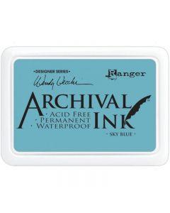 Wendy Vecchi Designer Series Archival Ink Pad - Sky Blue