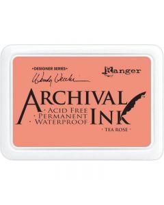 Wendy Vecchi Designer Series Archival Ink Pad - Tea Rose