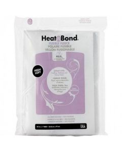 Heat'n Bond Iron-On Fusible Fleece High Loft