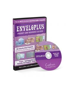 Crafter's Companion Enveloplus Project and Resource CD-ROM