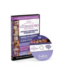 Crafter's Companion Ultimate Advanced Construction Techniques DVD