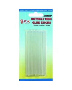 Stix2 Hot Melt Glue Sticks - 12 Per Pack