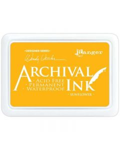 Wendy Vecchi Designer Series Archival Ink Pad - Sunflower