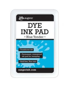 Ranger Dye Ink Pad - Blue Yonder